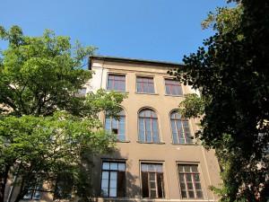 Alte Handelsschule 2 Hof