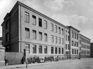 Alte Handelsschule 2 Leipzig 1919